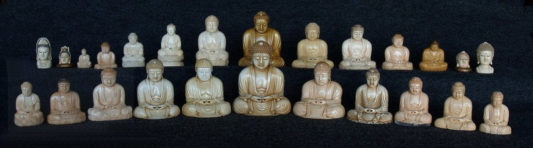 The Ivory Buddha Council sits in daily meditation focusing energy on a center vortex in an ongoing effort to bring about world peace and harmony between east and west