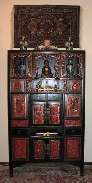 Buddha Cabinet full size